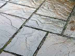 Terras aanleggen met terrastegels klinkers of hout - Doen redelijk oprit grind ...