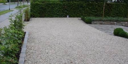 dolomiet in Etterbeek leggen